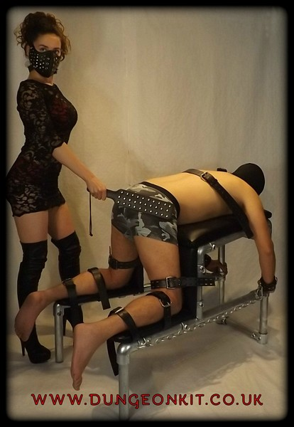 Dungeon Kit Fetish Furniture Spanking Bench